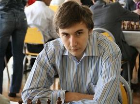 Шахматы: Карякин пробился в четвертьфинал Кубка мира
