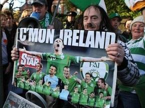 FIFA не пустить Ірландію на ЧС-2010