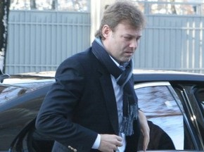 Данилов знову став президентом Прем єр-ліги