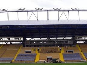 5 грудня відбудеться церемонія відкриття стадіону Металіст