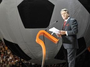Ющенко візьме участь у відкритті харківського стадіону Металіст