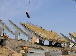 Павленко: Україна виконала вимоги УЄФА щодо реконструкції НСК Олімпійський