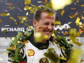 The Times: Ferrari не проти виступу Шумахера за Mercedes