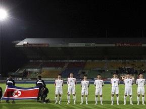 Ким Чен Ир запретил в КНДР прямые трансляции матчей ЧМ-2010