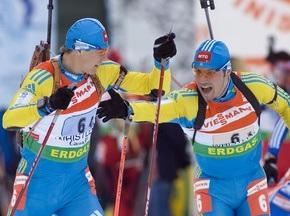 Названо склад української збірної на перший етап Кубка світу з біатлону