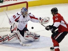 NHL: Оттава одолела Вашингтон