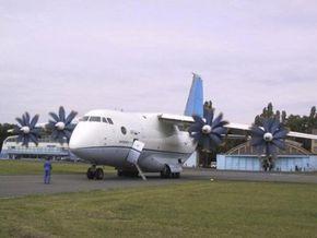 До конца года Россия перечислит Украине деньги на Ан-70