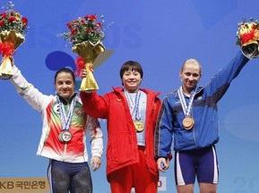 Українка здобула бронзу на ЧС з важкої атлетики