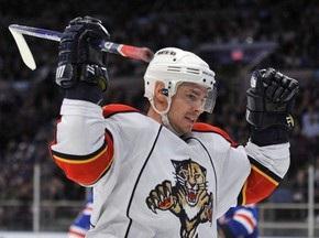 NHL: Рейнджеры не справились с Пантерами