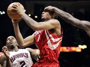 NBA: Ястребы с трудом одолели хьюстонские Ракеты