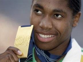 IAAF залишить Семені титул Чемпіонки світу