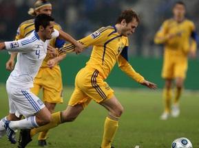 Україна стала 19-ю в рейтингу збірних УЄФА