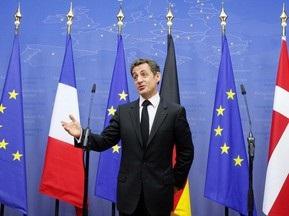 Саркозі попросив вибачення у прем єр-міністра Ірландії за вихід Франції на ЧС-2010