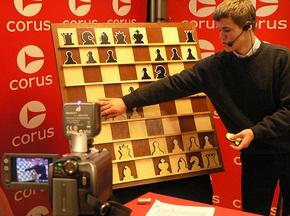 Карлсен виграв Чемпіонат світу з бліцу, Карякін - третій