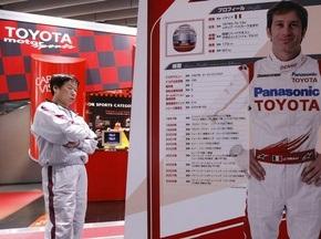 Ярно Труллі провів тести в NASCAR