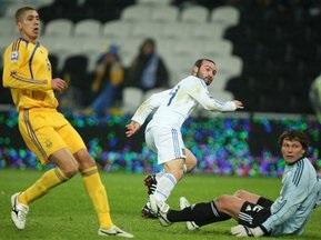 Матч Україна - Греція на Bigmir) Спорт