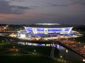 Порядок під час матчу Україна - Греція забезпечать 400 міліціонерів