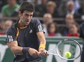 Париж: Джокович уверенно победил Надаля в досрочном полуфинале