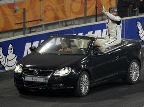 Баттон посетил базу McLaren