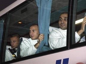 Єгипетські вболівальники закидали камінням автобус з футболістами збірної Алжиру