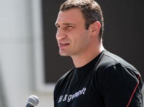 Віталій Кличко розповів про суперників Хея