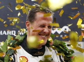 Шумахер візьме участь у гонці на картах