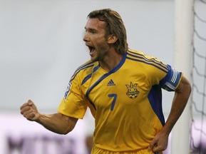 Шевченко: Думаю только о матчах с Грецией