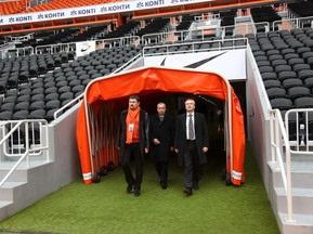 Експерти УЄФА відвідали Донецьк