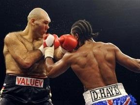 Валуев: Тактика Хэя не делает чести боксу