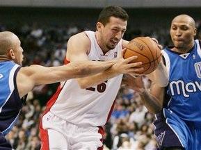 NBA: Доисторическое сафари Далласа