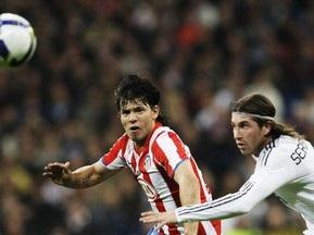 Примера: Реал едва не упускает победу над Атлетико