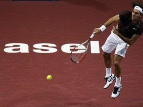 Базель: Федерер вийшов у фінал і зіграє з Джоковичем
