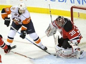 NHL: Дьяволы побеждают Островитян