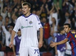 Милан и Динамо обсудят возможность перехода Ярмоленко