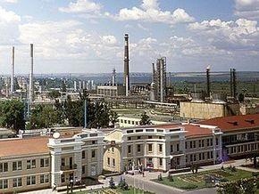 На украинский НПЗ Лукойла начала поступать нефть из Одесса-Броды