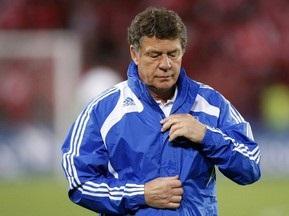 Тренер Греції назвав склад на матчі з Україною