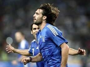 Нападающий сборной Греции: У нас есть шанс взять реванш