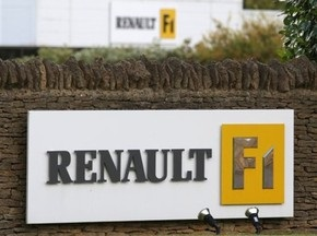 Renault залишається у Формулі-1