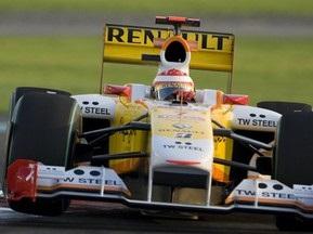 Renault может объявить второго пилота 15 ноября
