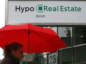 Немецкий банк Hypo Real Estate получил помощь от правительства