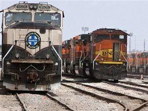 Баффет купил оператора железных дорог в США за $44 млрд