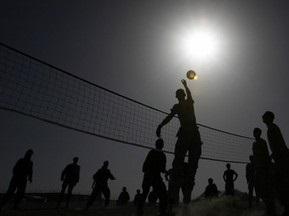 Чемпіонат України з волейболу призупинять через епідемію грипу