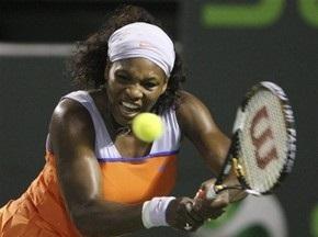 Серена Уильямс стала победительницей итогового турнира в Дохе
