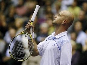 Любічич став першим фіналістом турніру в Ліоні