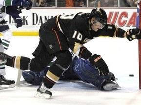 NHL: Неймовірний камбек Качок у Ванкувері