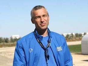 Протасова уволили из Ираклиса