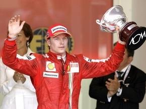 Райкконен проводить переговори лише з McLaren