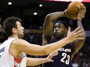 NBA: Динозавры устроили охоту на Кавалеристов
