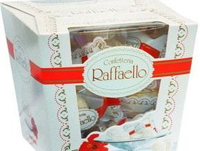 Дело: Украинский суд разрешил подделывать конфеты Raffaello