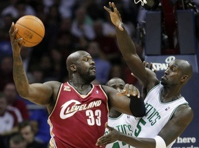 NBA: Селтикс испортили дебют Шаку